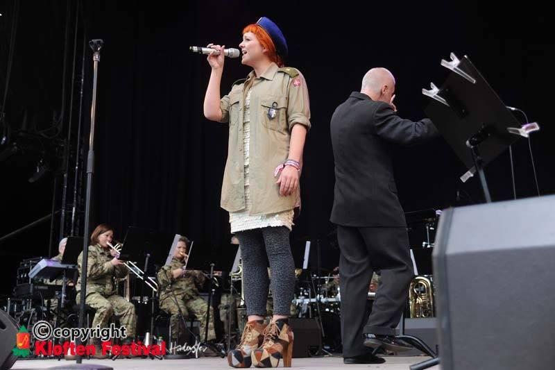 Sys Bjerre, Kløften festival 2015