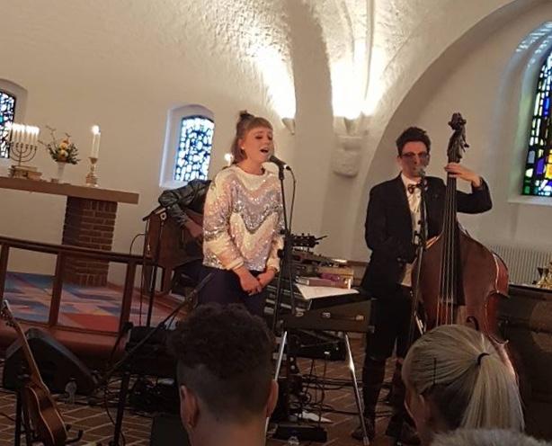 Sys Bjerre, Bjerringbro Kirke 2018