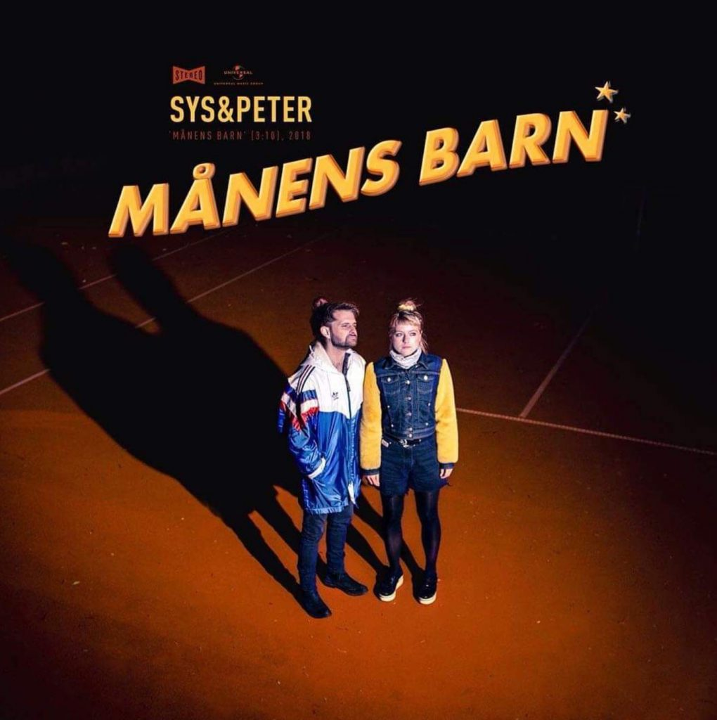 Månens Barn, SYS&PETER single 2018