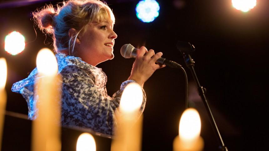 Sys Bjerre – Jeg har altid skrevet sange med fællesskabet for øje